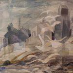 Ian Fleming RSA, RSW (1906-1994)