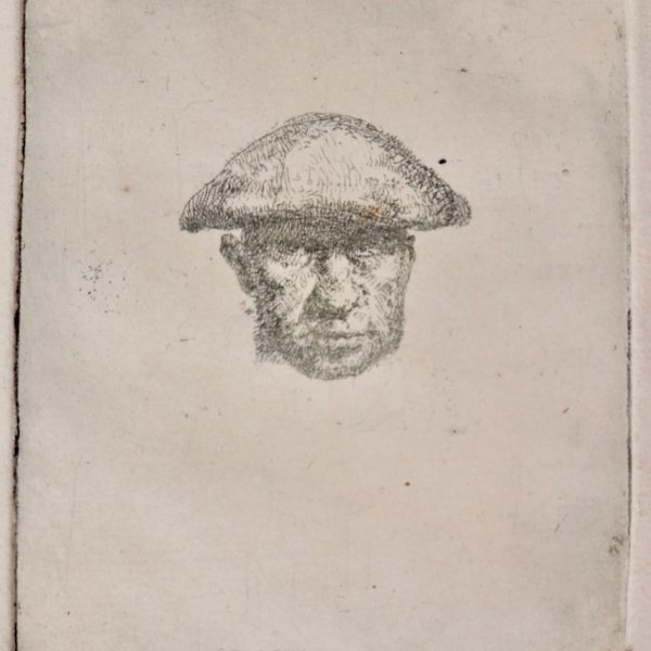 John Bulloch Souter - Selbstbildnis (Self Portrait)