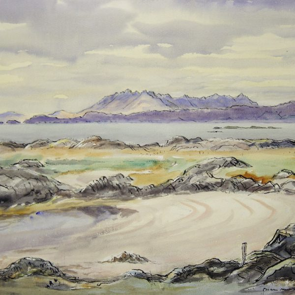 Alexander Graham Munro RSW (1903 - 1985)