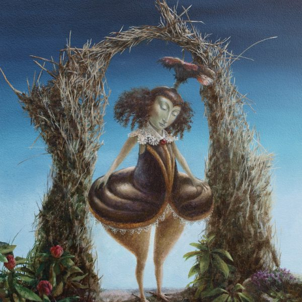 Presentation to the Lady Bird