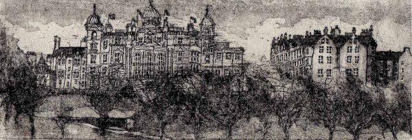 The Mound, Edinburgh