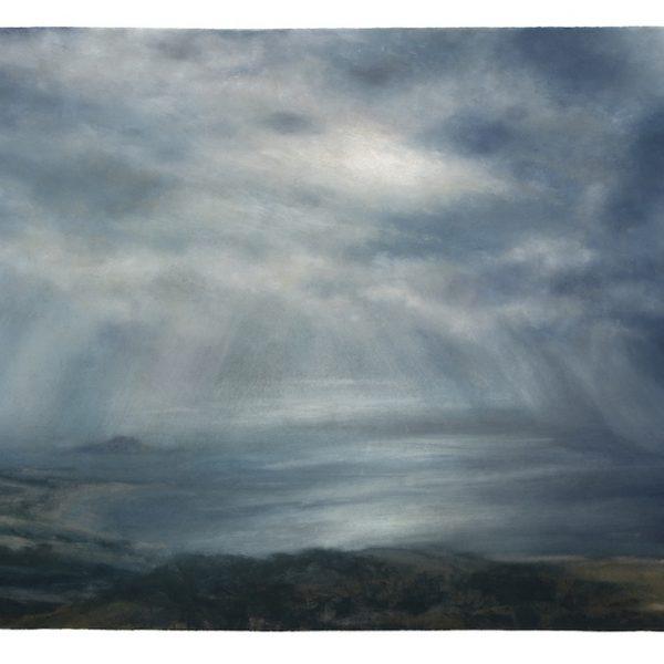 Matthew Draper - Rays and Rain (Part I), Fidra from the Law