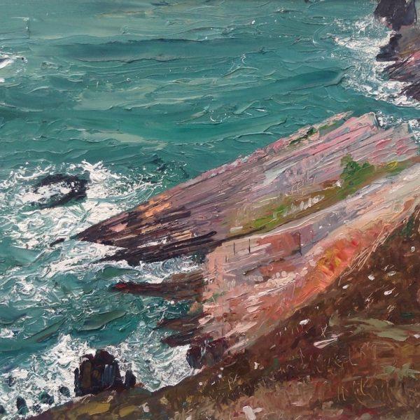 Neal Greig Atlantic Swell
