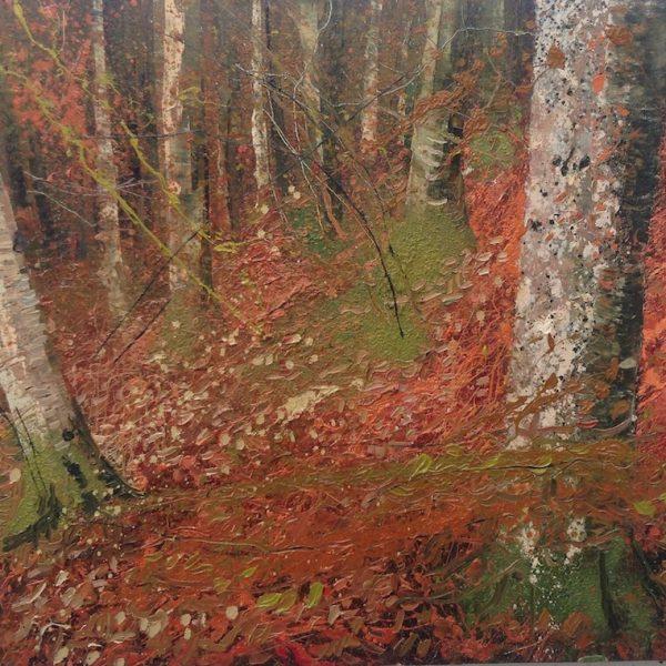 Neal Greig Autumn Woods