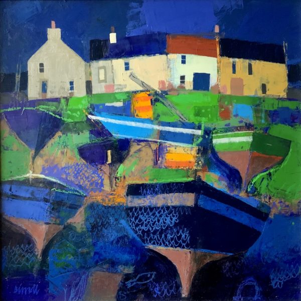 George Birrell - Harbour Greens