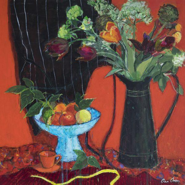 Ann Oram - Kitchen Still Life