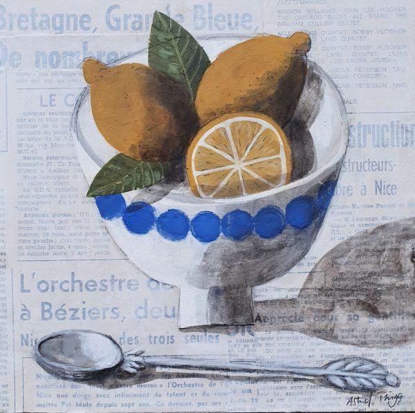 Astrid Trügg - Lemons and Spoon