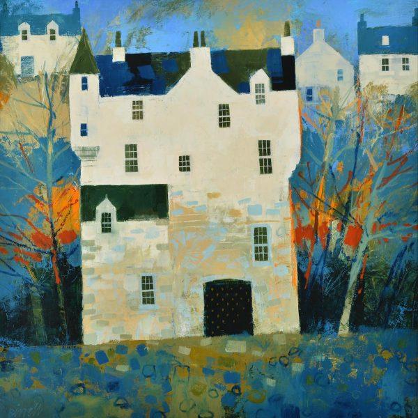 George Birrell - Castle in the Village
