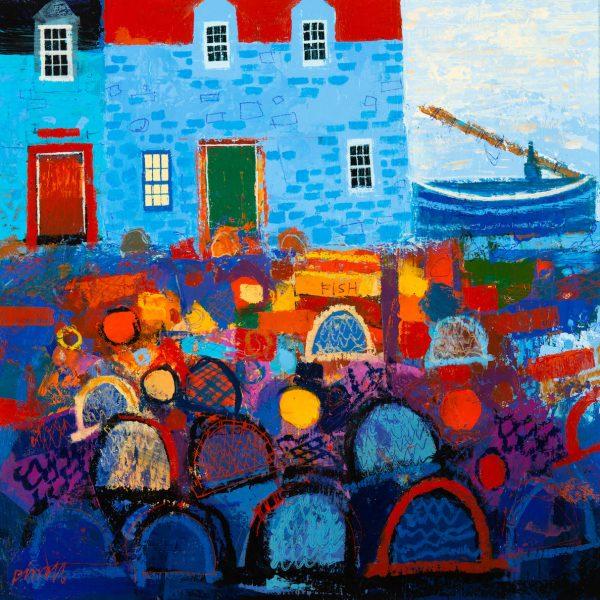 George Birrell - Lobster Pots