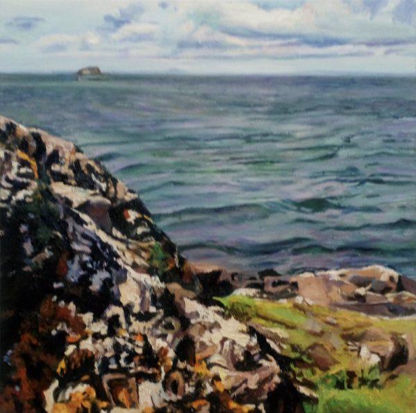 Choppy Seas, North Berwick