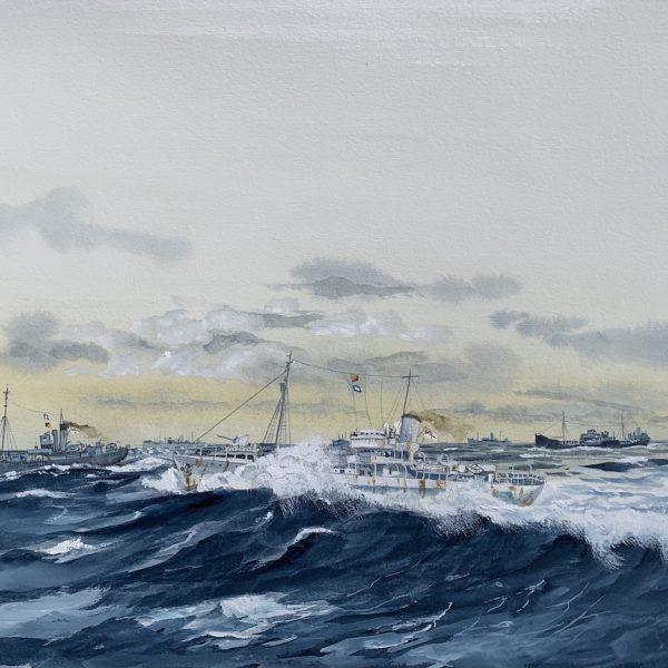Jim Rae - Trawlers