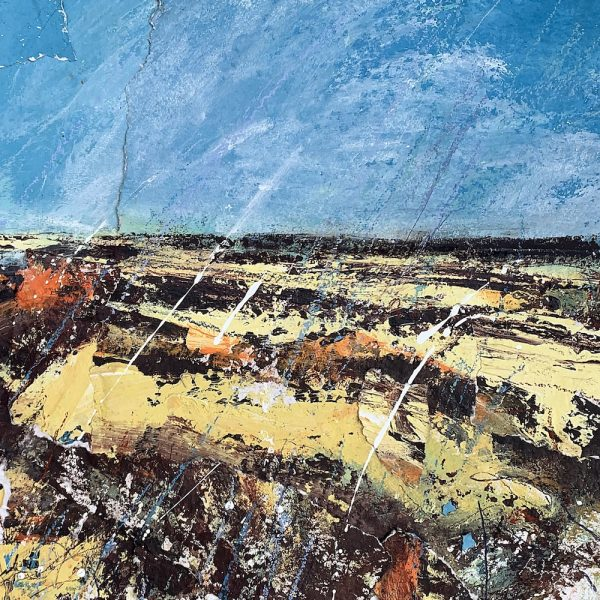 Andy Heald - East Lothian Fields