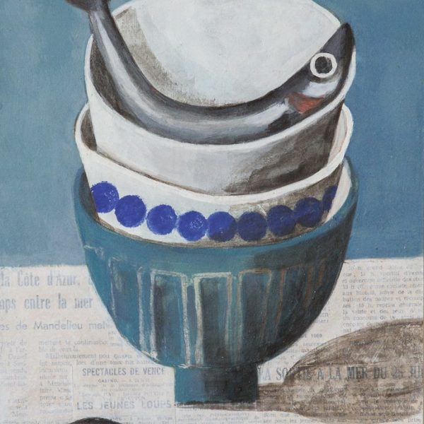 Astrid Trügg - Fish and Bowls