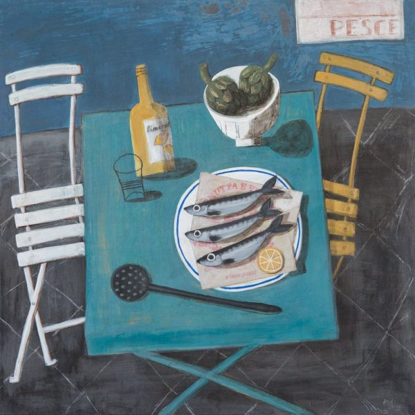 Astrid Trügg - Sicilian Lunch
