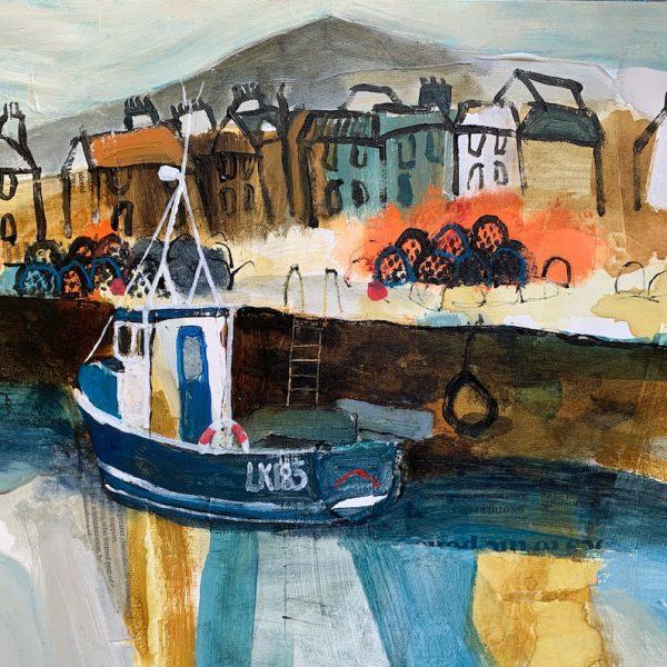 Ann Cowan - North Berwick