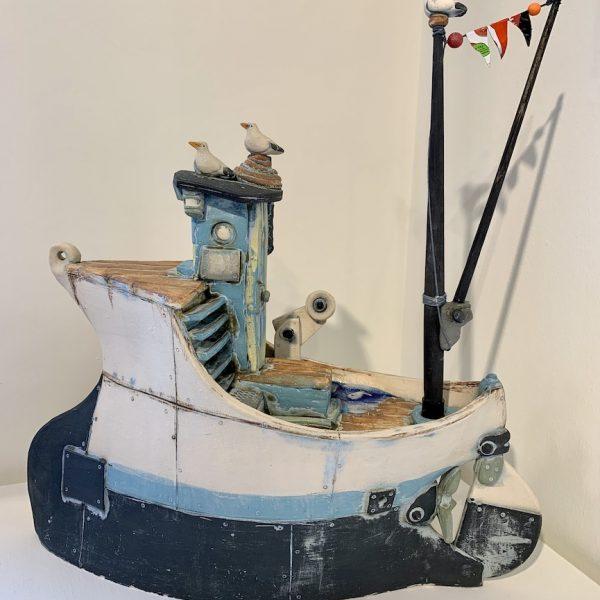 Ronnie Fulton - Prawn Boat